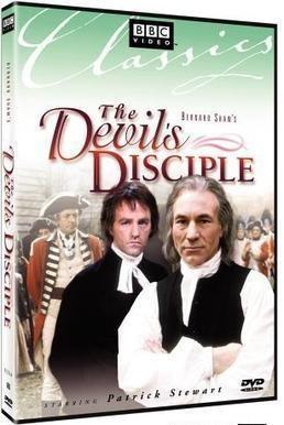 The Devils Disciple (1987 film) movie poster