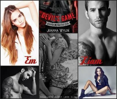 Devil's Game Devils Game Reapers MC 3 by Joanna Wylde