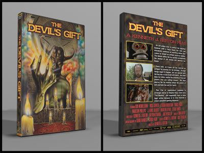 The Devil's Gift DEVILS GIFT THE DVD supernatural suspense thiller with possessed