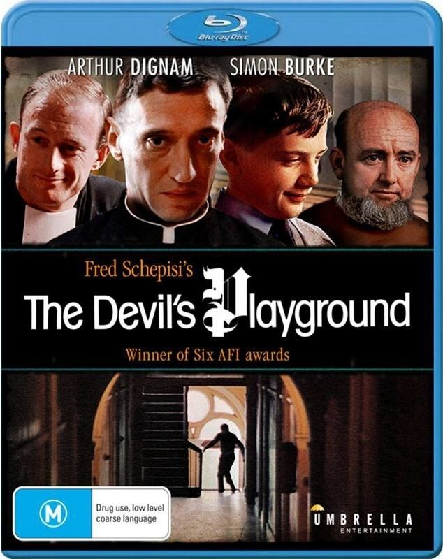 The Devil's Playground (1976 film) The Devils Playground 1976 720p BluRay DD20 x264CtrlHD High