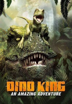 The Dino King The Dino King FULL 2017 SPECKLES THE Tarbosaurus