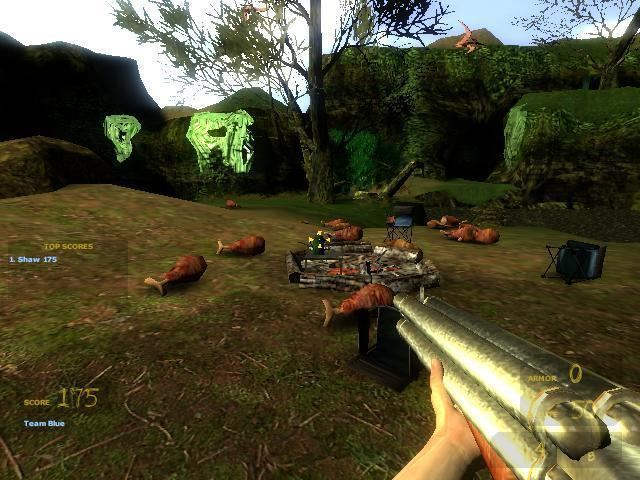 The DinoHunters The DinoHunters an advertisementsupported FPS Game FOSS Games