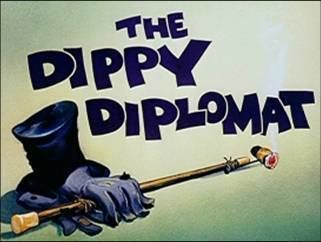 The Dippy Diplomat movie poster