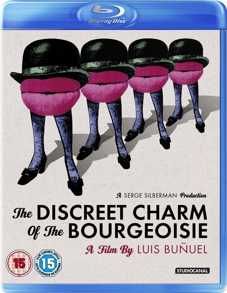 The Discreet Charm of the Bourgeoisie The Discreet Charm of the Bourgeoisie Bluray United Kingdom