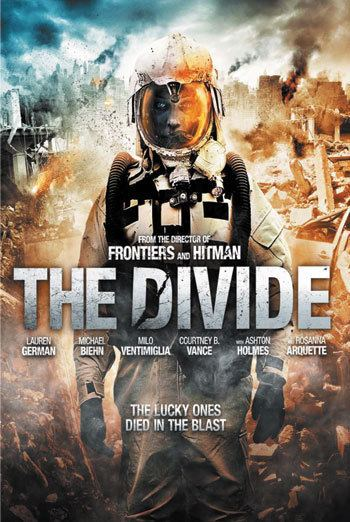 The Divide (2011 film) THE DIVIDE British Board of Film Classification