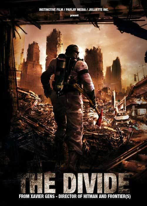 The Divide (2011 film) The Divide 2011 movie poster 2 SciFiMovies