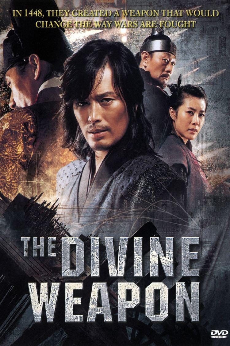 The Divine Weapon wwwgstaticcomtvthumbdvdboxart189734p189734