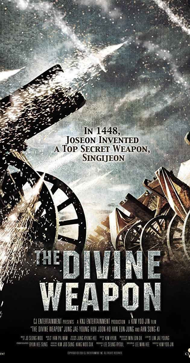 The Divine Weapon Shingijeon 2008 IMDb