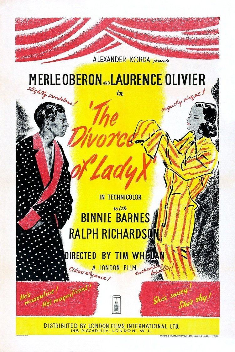 The Divorce of Lady X wwwgstaticcomtvthumbmovieposters6654p6654p