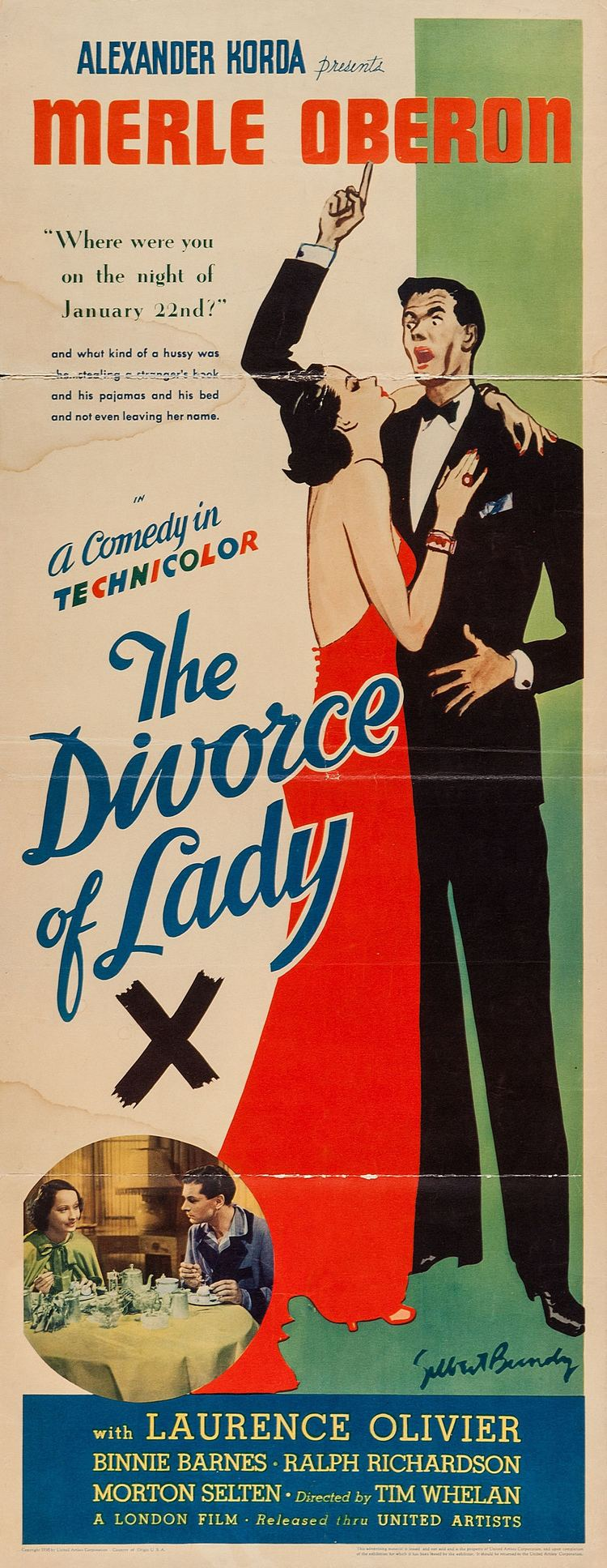 The Divorce of Lady X Divorce of Lady X The