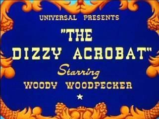 The Dizzy Acrobat movie poster