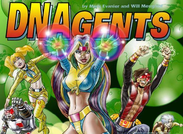 I DNAgents