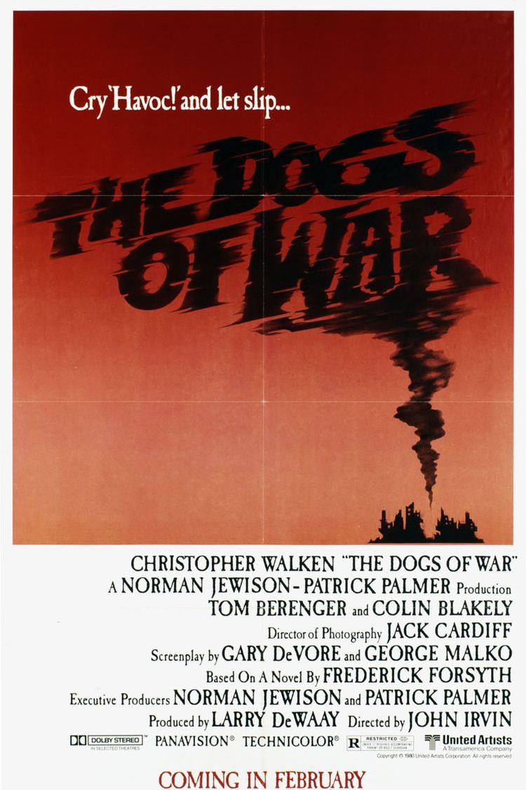 The Dogs of War (film) wwwgstaticcomtvthumbmovieposters711p711pv
