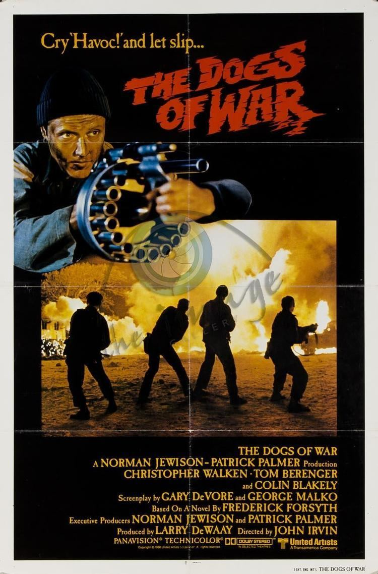 The Dogs of War (film) 1981