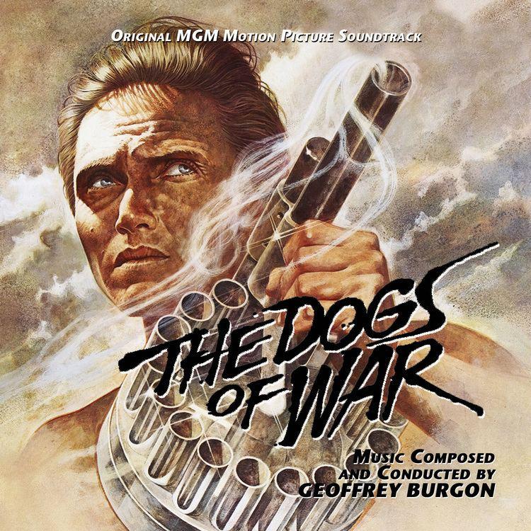 The Dogs of War (film) film music movie music film score Dogs Of War Geoffrey Burgon