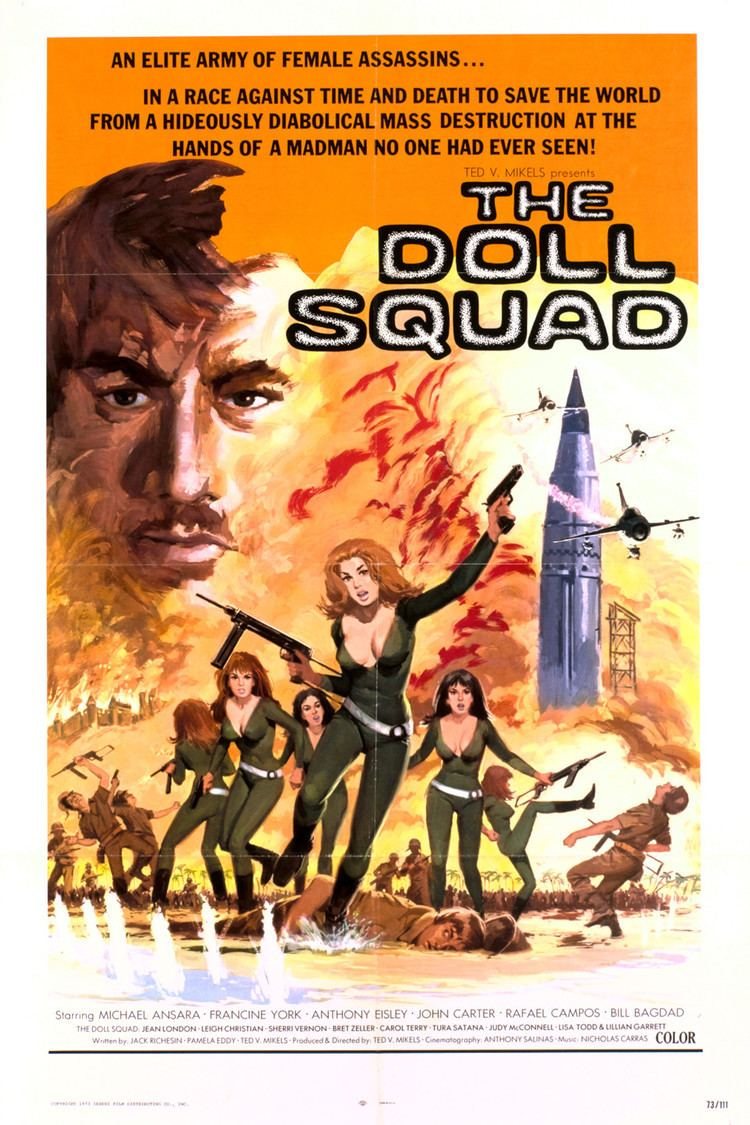 The Doll Squad wwwgstaticcomtvthumbmovieposters38061p38061