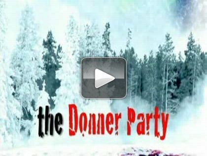 The Donner Party (2009 film) Crispin Glover is the Only Reason to Watch The Donner Party Trailer