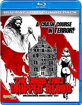 The Dorm That Dripped Blood Amazoncom The Dorm That Dripped Blood Uncensored Directors Cut