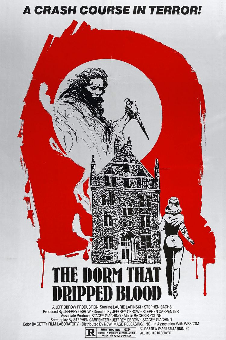 The Dorm That Dripped Blood wwwgstaticcomtvthumbmovieposters43078p43078