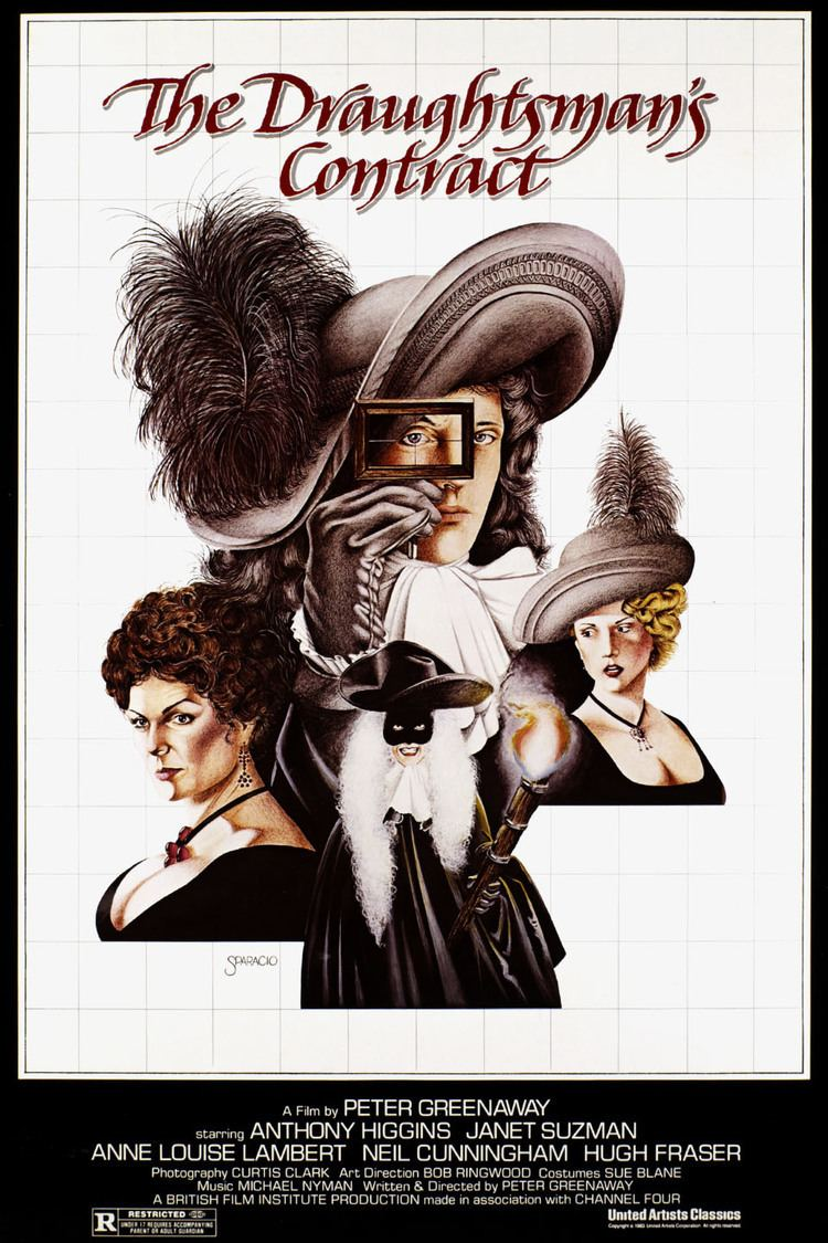 The Draughtsman's Contract wwwgstaticcomtvthumbmovieposters7494p7494p