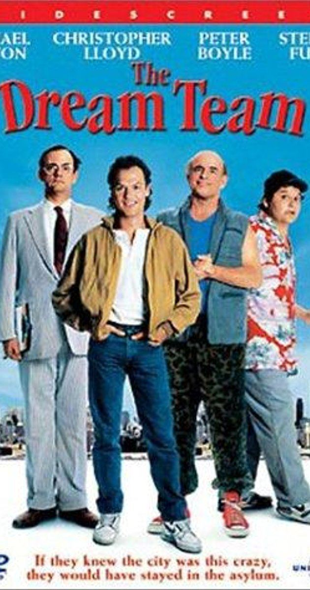 The Dream Team (film) The Dream Team 1989 IMDb