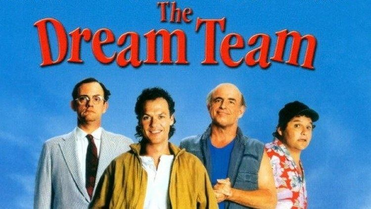The Dream Team (film) The Dream Team 1989 Movie Review YouTube