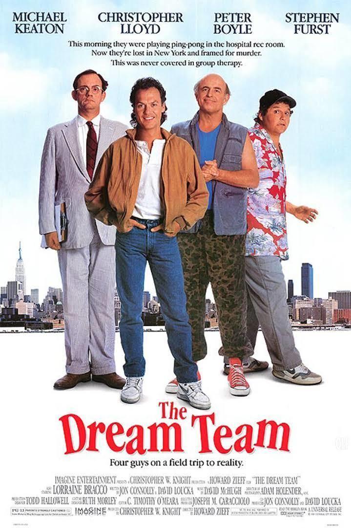 The Dream Team (film) t3gstaticcomimagesqtbnANd9GcTJ1Y2RlY7ICgkX