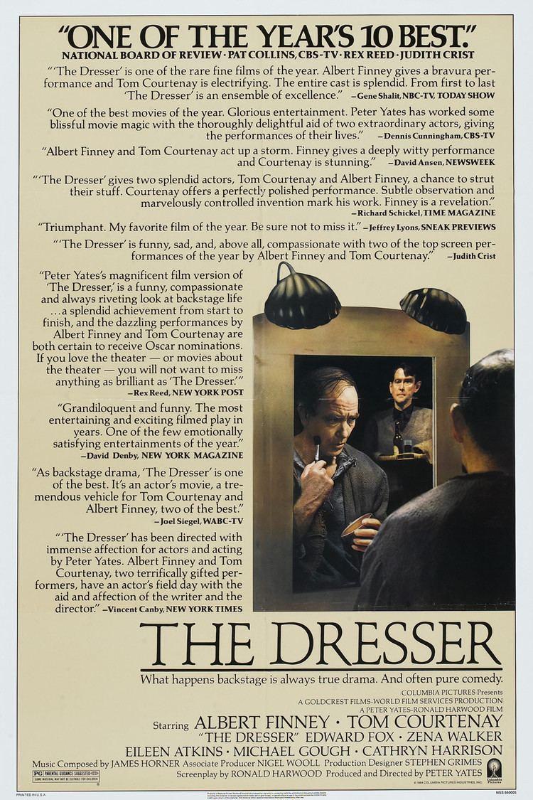 The Dresser wwwgstaticcomtvthumbmovieposters8128p8128p