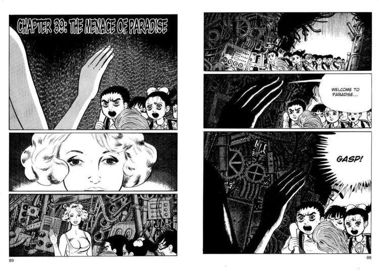 The Drifting Classroom Drifting Classroom 39 MangaHeat Read Heat Manga Online