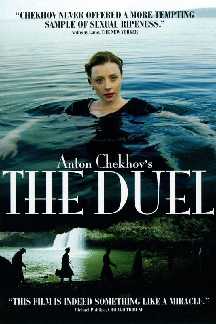 The Duel (2010 film) wwwgstaticcomtvthumbdvdboxart8143178p814317