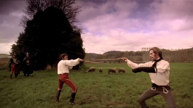 The Duellists the duellists 1977 second duel YouTube