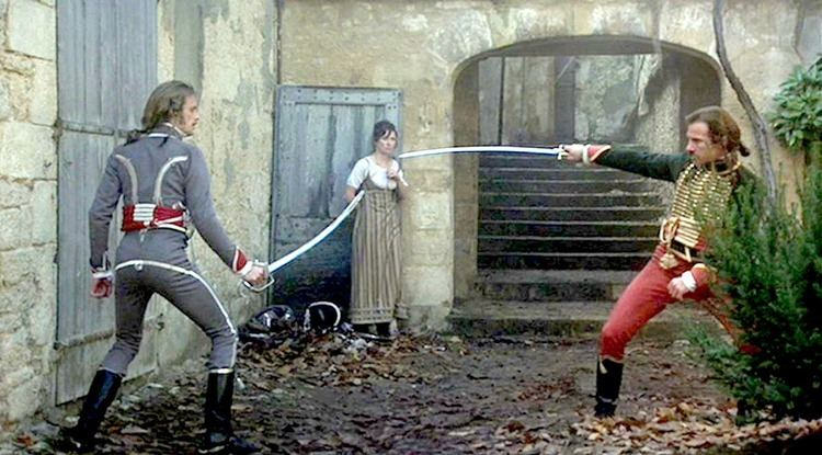 The Duellists THE DUELLISTS RIDLEY SCOTTS NAPOLEONIC THRILLER Silver Screen