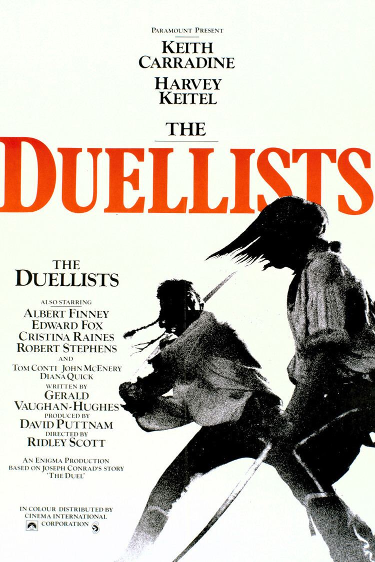 The Duellists wwwgstaticcomtvthumbmovieposters1439p1439p