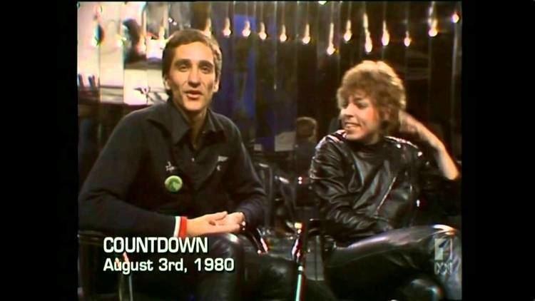The Dugites Countdown Australia The Dugites Guest Host Countdown August 3