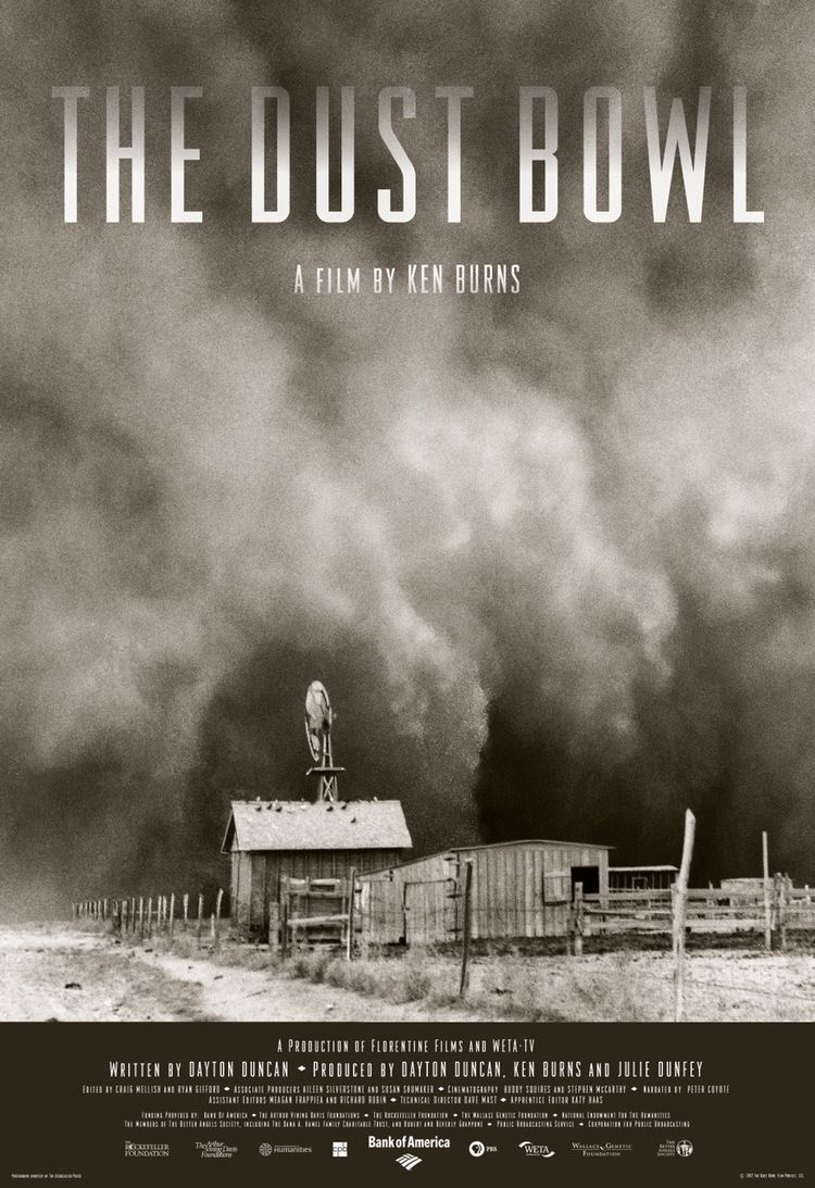 The Dust Bowl (film) NEW KEN BURNS FILM FEATURED AT MOUNTAINFILM 2012 Telluride Inside