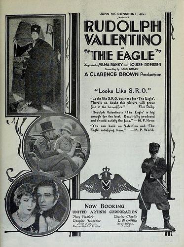 The Eagle (1925 film) The Eagle 1925