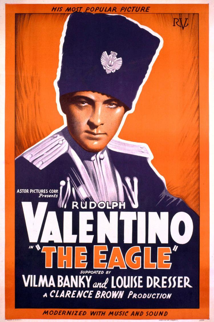 The Eagle (1925 film) wwwgstaticcomtvthumbmovieposters5891p5891p