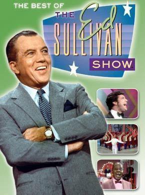 The Ed Sullivan Show The Best of The Ed Sullivan Show Bonus Holiday DVD Time Life