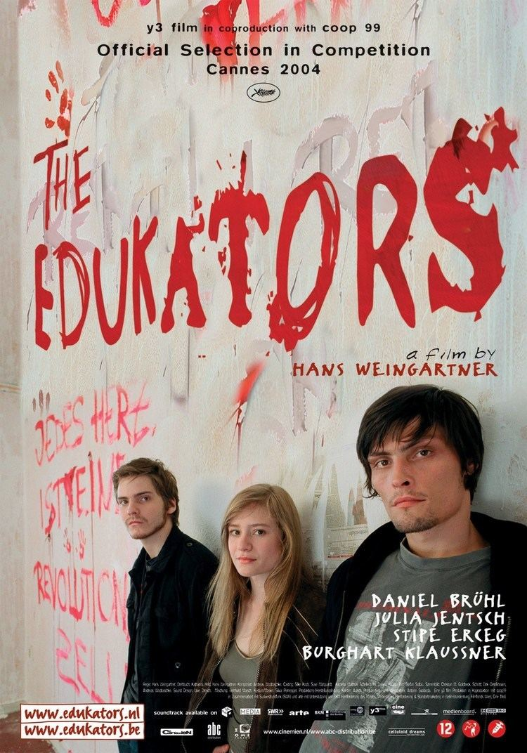The Edukators Subscene The Edukators Die Fetten Jahre sind vorbei Arabic subtitle