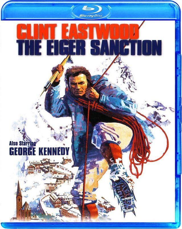 The Eiger Sanction (film) Film Review Roundup THE EIGER SANCTION 1975 THE FOG 1980 and