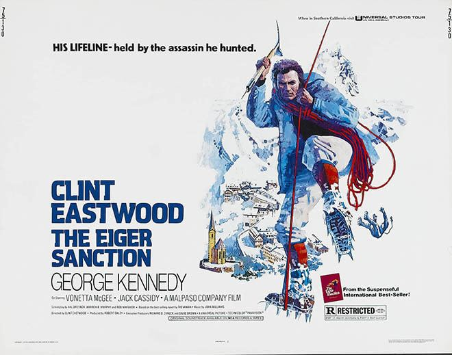 The Eiger Sanction (film) Our 11 Favorite Quotes From The Eiger Sanction adventure journal