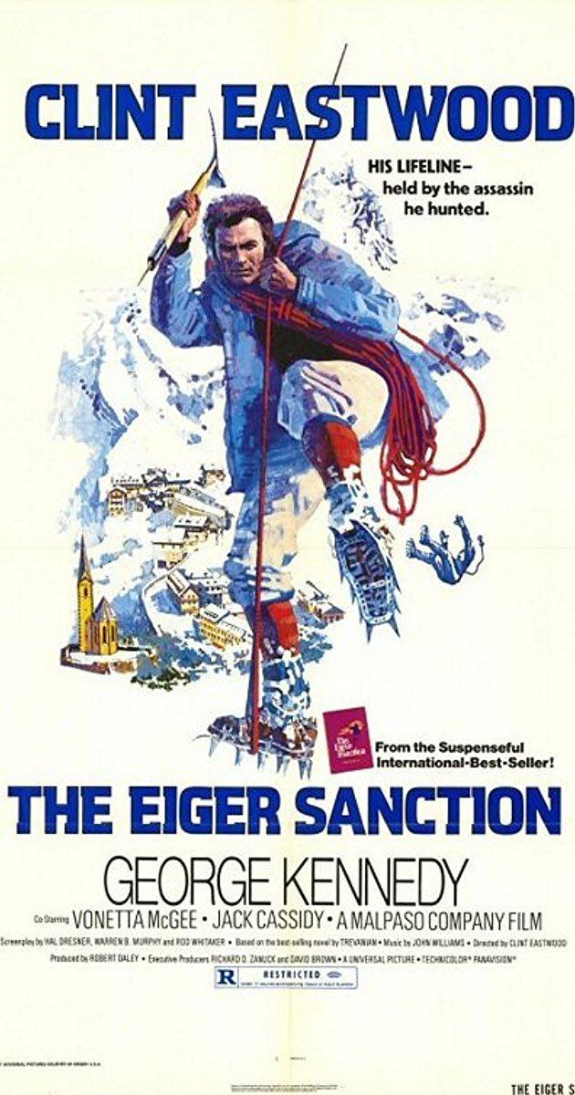 The Eiger Sanction (film) The Eiger Sanction 1975 IMDb