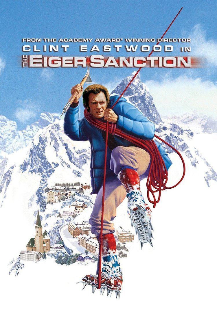 The Eiger Sanction (film) wwwgstaticcomtvthumbmovieposters807p807pv