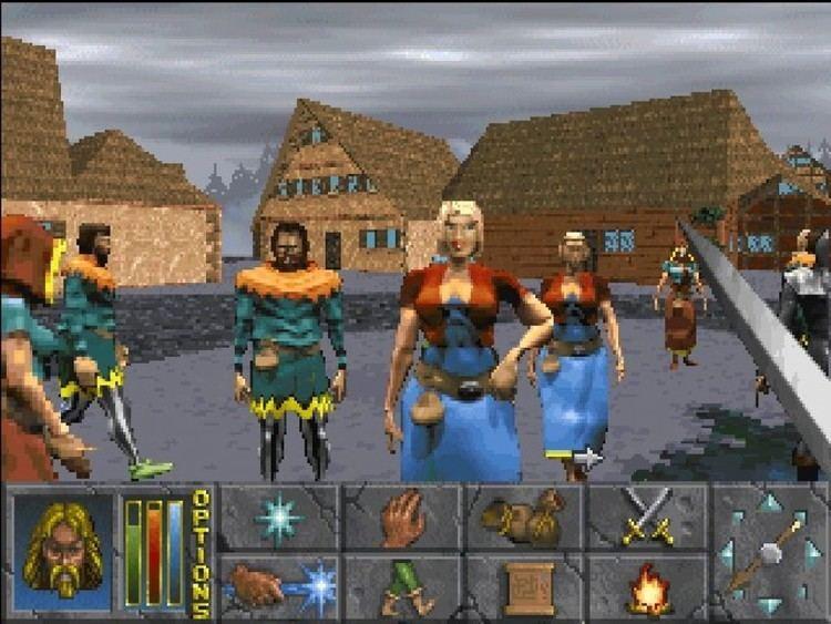 The Elder Scrolls II: Daggerfall - Alchetron, the free
