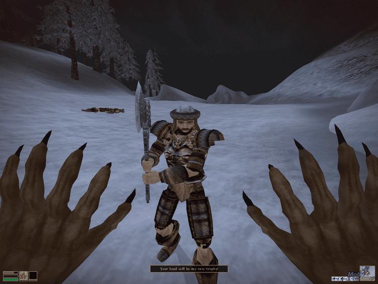 The Elder Scrolls III: Bloodmoon - Alchetron, the free