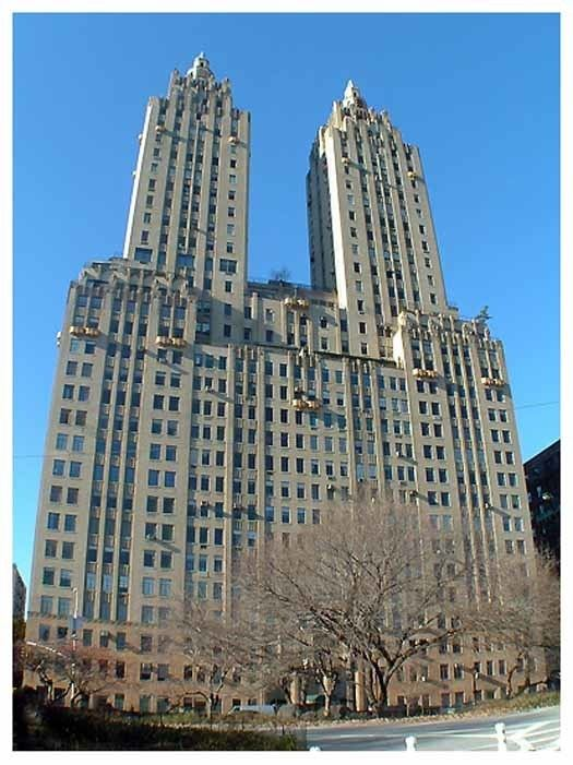The Eldorado New York Architecture Images