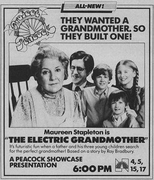 The Electric Grandmother The Peabody Awards The Electric Grandmother