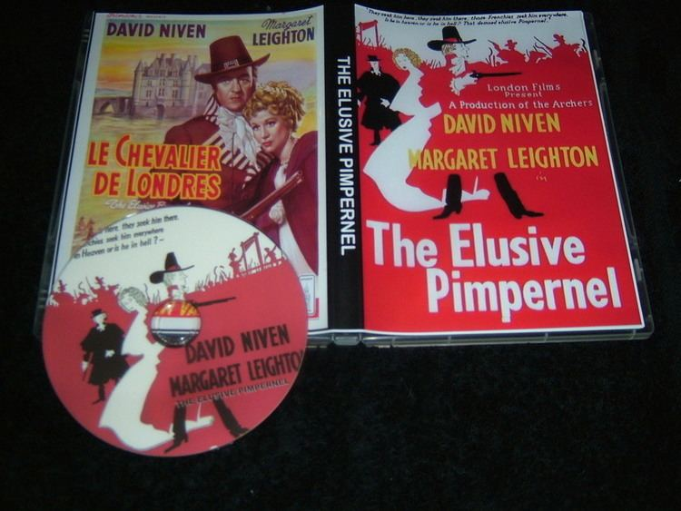 The Elusive Pimpernel the elusive pimpernel 1950 dvd david niven Narkover