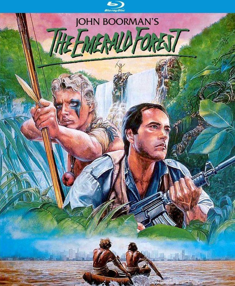 The Emerald Forest The Emerald Forest Bluray
