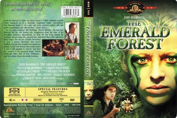 The Emerald Forest The Emerald Forest Powers Boothe US Message Board Political
